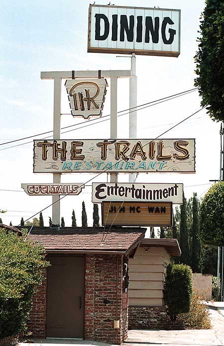 The Trails Restaurant Duarte Ca